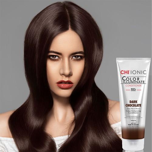 ionic-color-illuminate-conditioner-dark-chocolate-251-ml