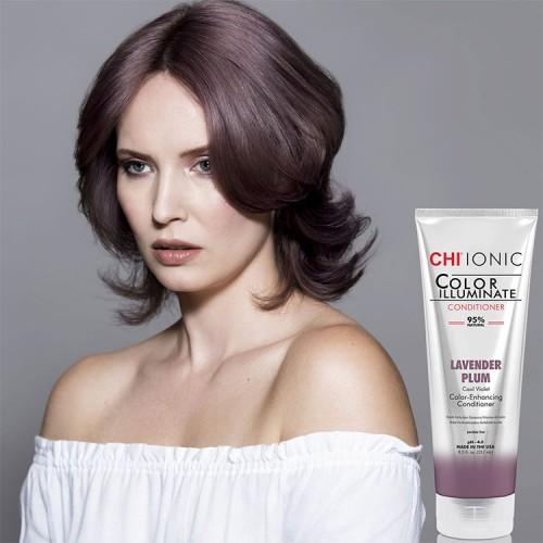 ionic-color-illuminate-conditioner-lavender-plum-251-ml